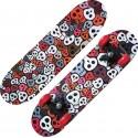 Skateboard Tribe Skulls Nextreme 60x15 cm