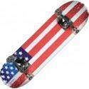 Skateboard Tribe Pro Usa Flag Nextreme 79x20 cm