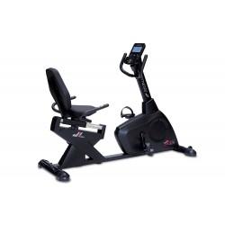 Cyclette JK 326 Top Performa Recumbent JK Fitness Bike Orizzontale Elettromagnetica