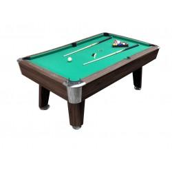 Biliardo Las Vegas 6 Garlando Pool 180x90 cm