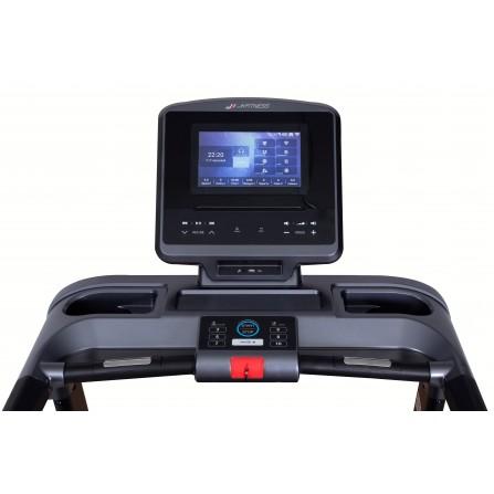 Tapis Roulant JK 167 JK Fitness con Touch Screen e Fascia cardio inclusa