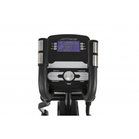 Ellittica JK 426 Elettromagnetica con volano anteriore JK Fitness