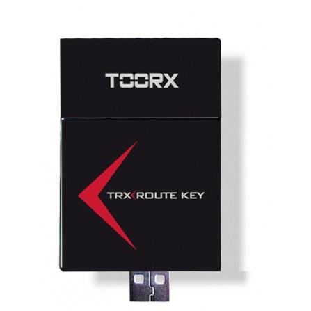 TRX ROUTE KEY sistema bluetooth per tapis roulant con APP READY chiavetta USB