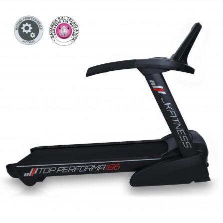 Tapis Roulant Top Performa 186 JK Fitness con fascia cardio