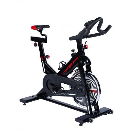 JK 547 Bike da Spinning JK Fitness trasmissione a catena Volano 22 kg
