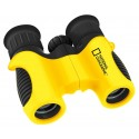 Binocolo 6x21 in gomma soft touch National Geographic